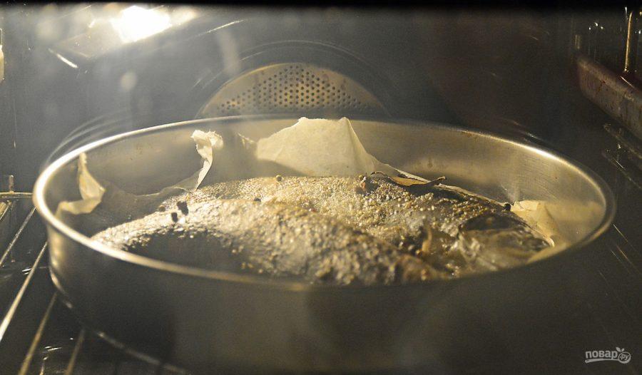 Речная рыба в духовке - фото шаг 3