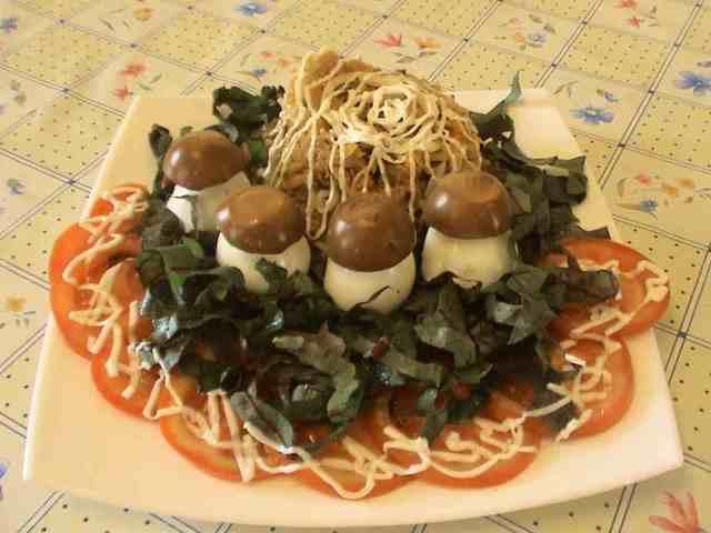 Фото к рецепту: Мечта грибника.