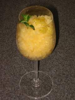 Мороженый сок Granita