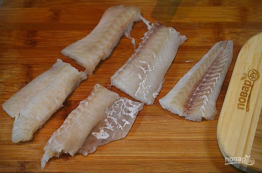 Рыба в картофельной шубе - фото шаг 1