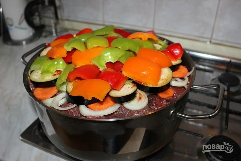Хашлама по-армянски - фото шаг 8