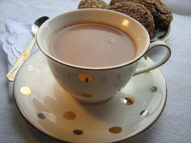 Фото к рецепту: Какао- напиток