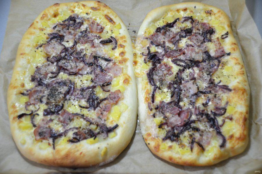 Пицца по-немецки - фото шаг 22