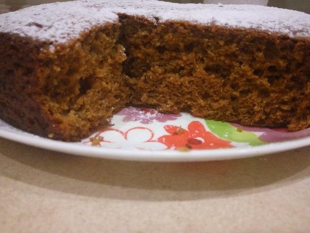 Фото к рецепту: Рецепт пирога с вареньем