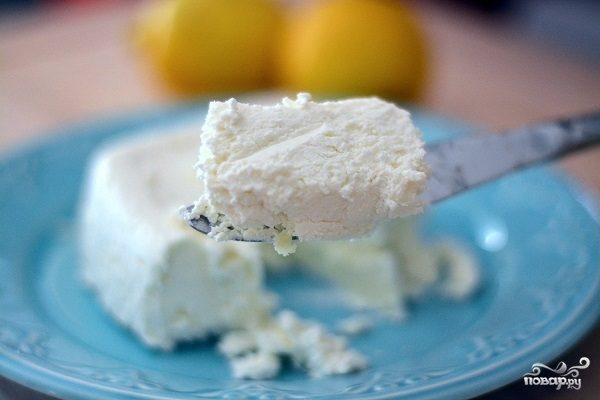 Сладкий сыр в домашних условиях