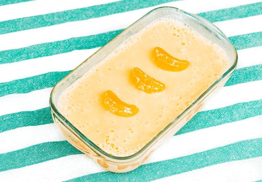 Домашнее мороженое с мандаринами - фото шаг 3