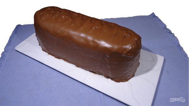 Гигантский шоколадный батончик