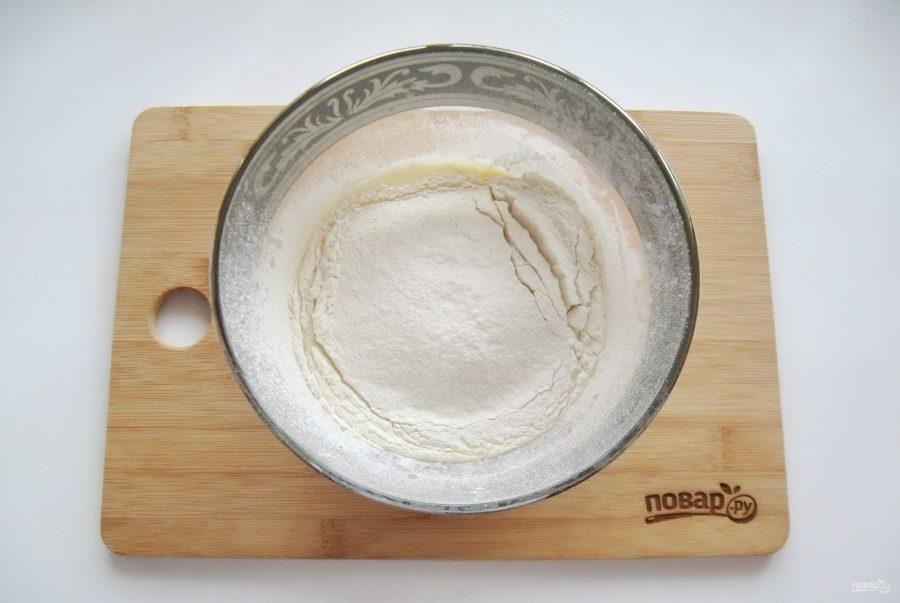 Блины-пирожки - фото шаг 3