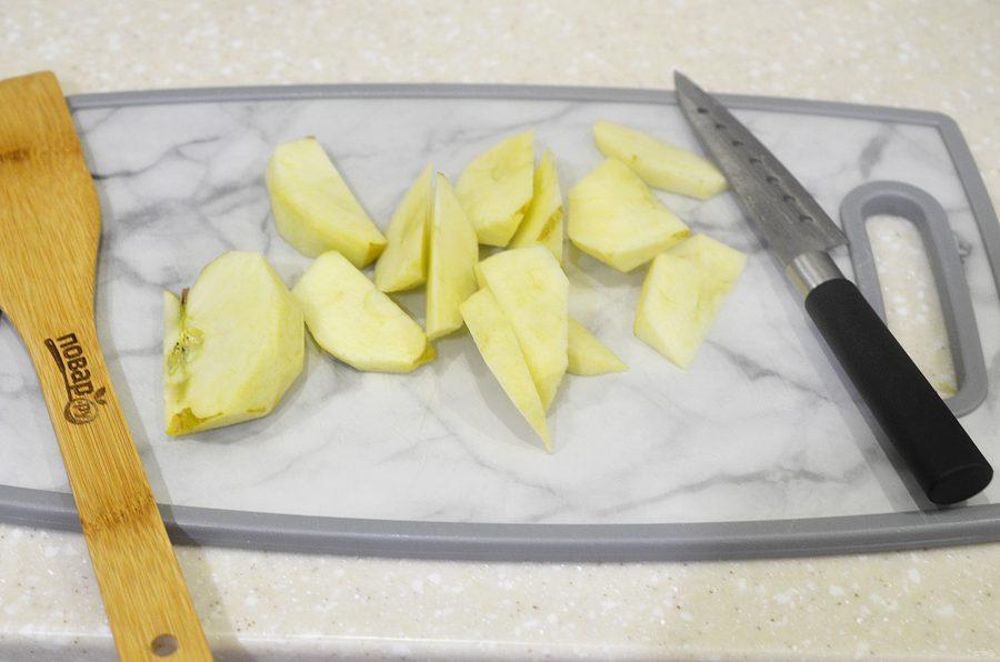 Цукаты из яблок - фото шаг 2