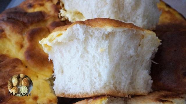 Фото к рецепту: Заливной хлеб как пух