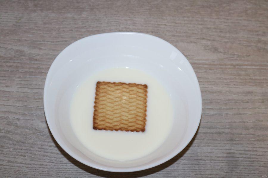 Торт без выпечки с черносливом - фото шаг 3