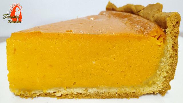 Фото к рецепту: Бомбический пирог из тыквы шокирует любого!