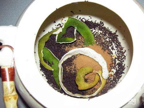 Чайное суфле - фото шаг 1