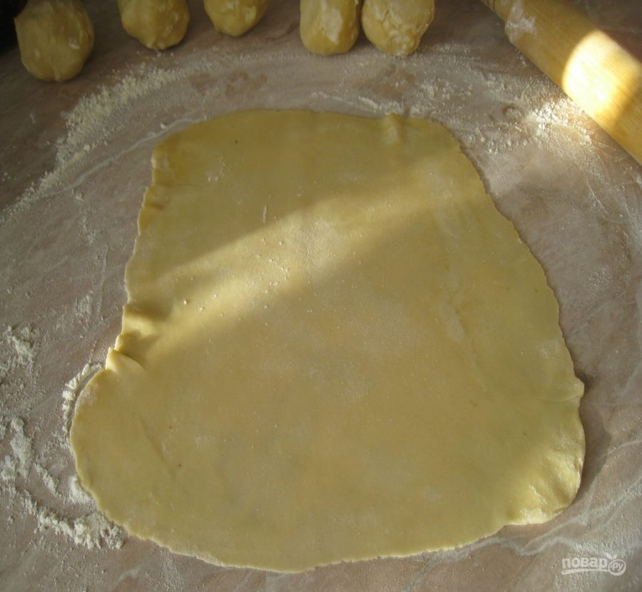 Закусочный торт без выпечки - фото шаг 2