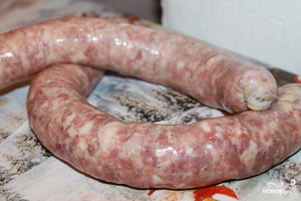 Колбаски гриль в аэрогриле - фото шаг 4