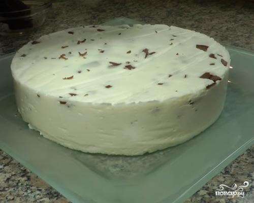 Творожно-йогуртовый крем - фото шаг 5