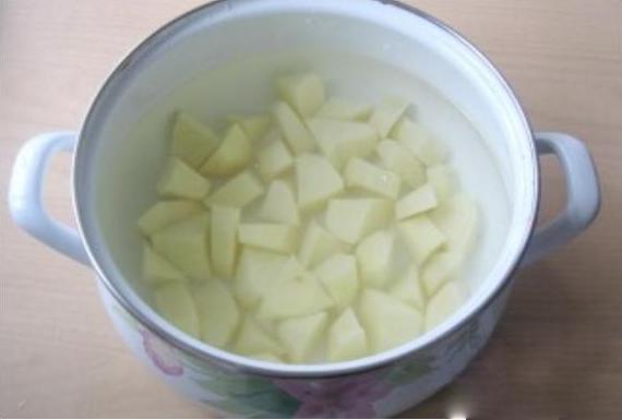 Суп со щавелем и фрикадельками - фото шаг 1