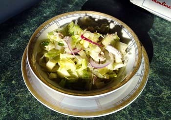 Фото к рецепту: Салат эльзаский