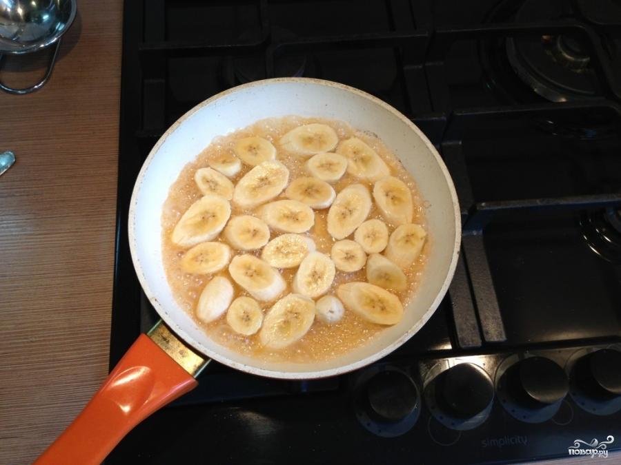 Бананы жареные - фото шаг 5