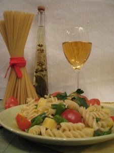 Фото к рецепту: Rapido insalata