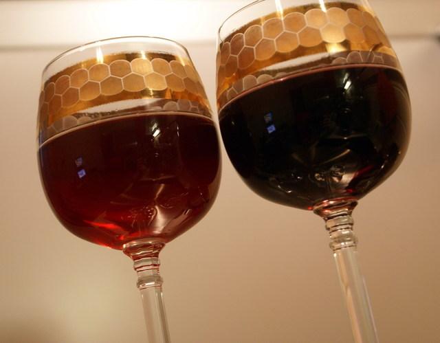 Фото к рецепту: Вино виноградное, и не только...
