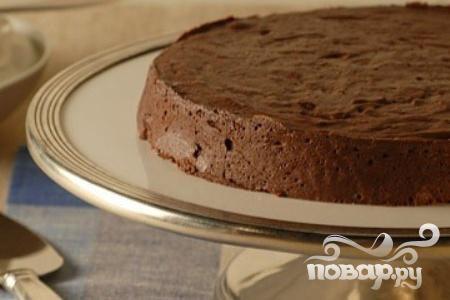 Шелковый шоколадный пирог