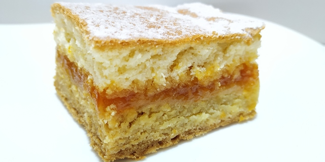 Фото к рецепту: Пирог, который покорит всех! то что нужно к чаю!