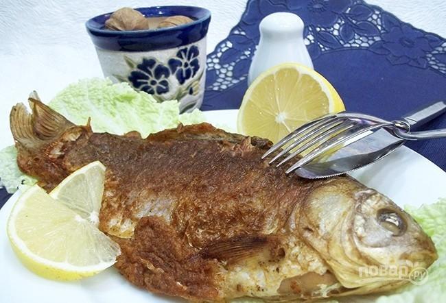 Рыба в панировке - фото шаг 4