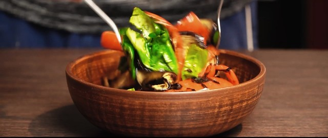 Гриль салат из 3 ингредиентов! будете готовить его каждый день!