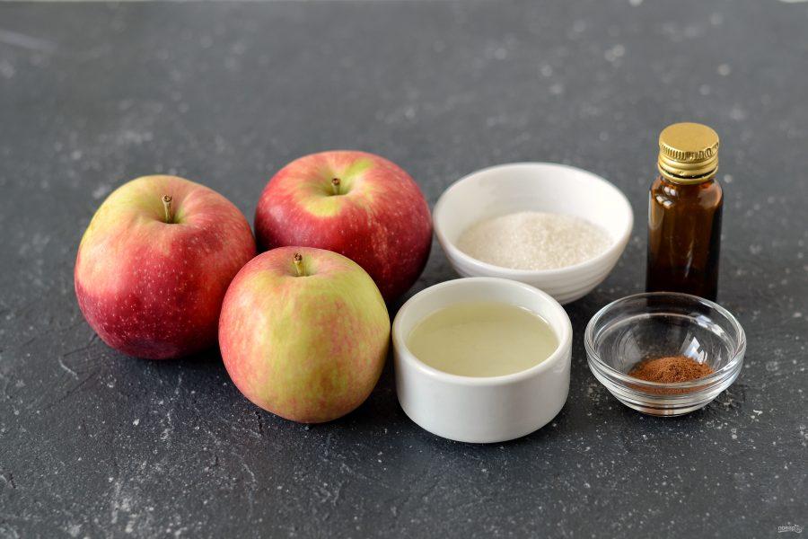 Яблочная паста - фото шаг 1