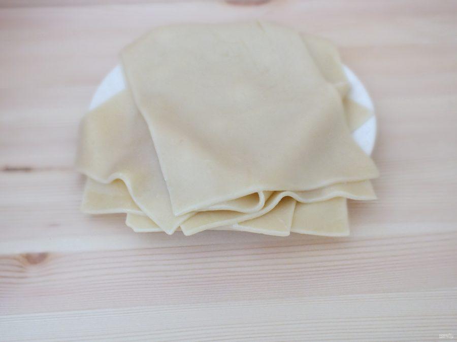 Лазанья со сливками - фото шаг 5