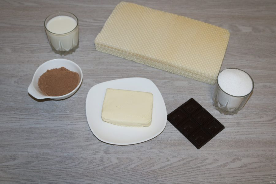 Торт «Причуда» - фото шаг 1