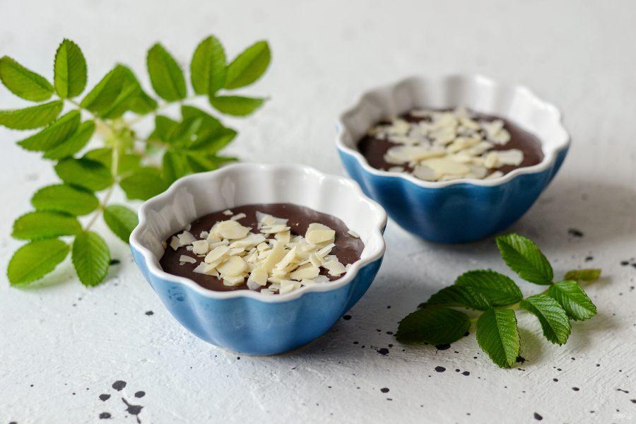 Шоколадный десерт без выпечки - фото шаг 6