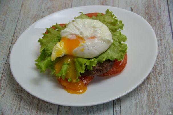 ПП бутерброд на завтрак