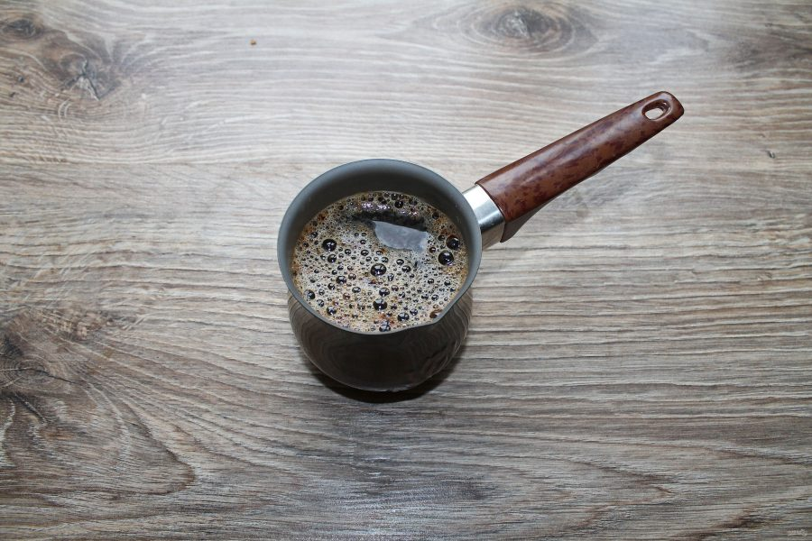 Кофейное суфле - фото шаг 3