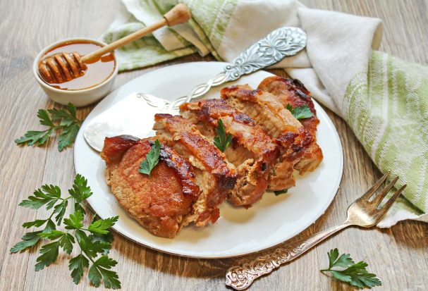 Свинина в медовом маринаде