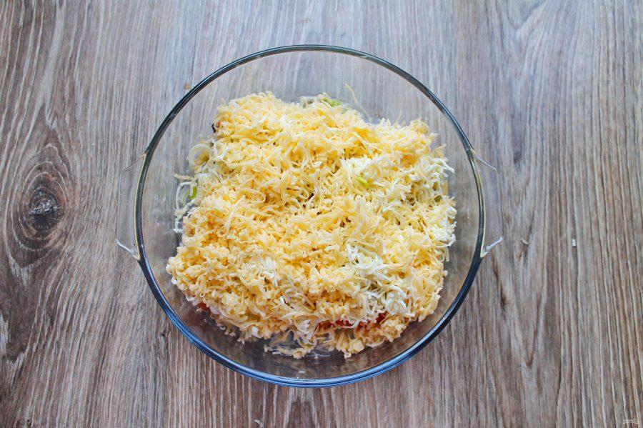 Форель с сыром в духовке - фото шаг 5