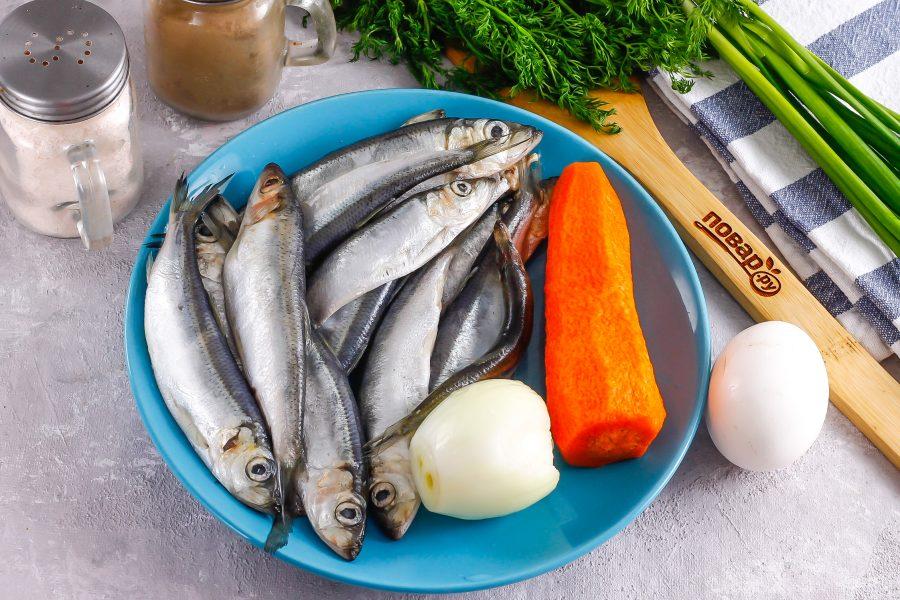 Рыбный суп по Дюкану - фото шаг 1