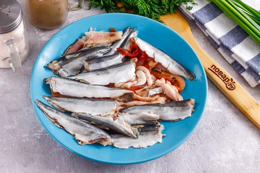 Рыбный суп по Дюкану - фото шаг 2