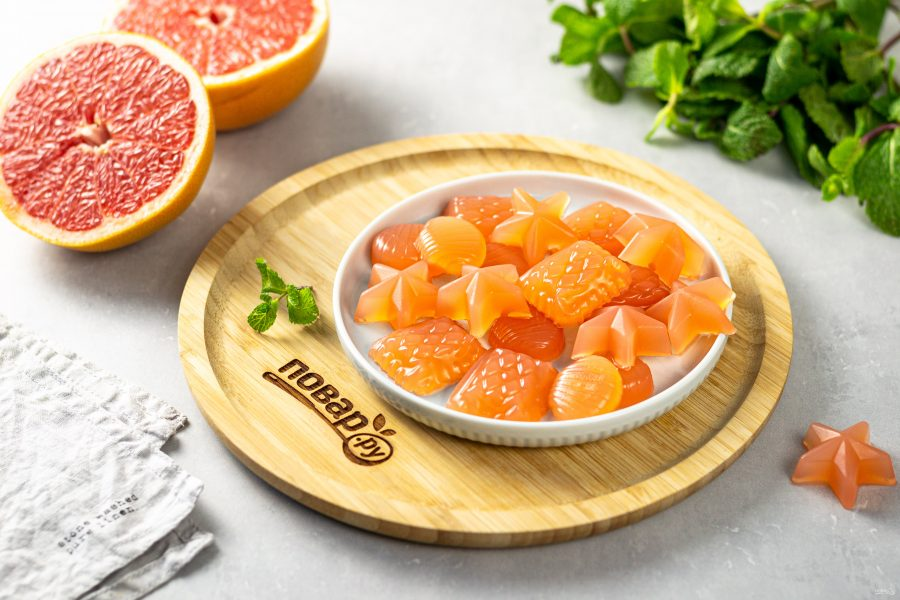 Мармелад из грейпфрута - фото шаг 6