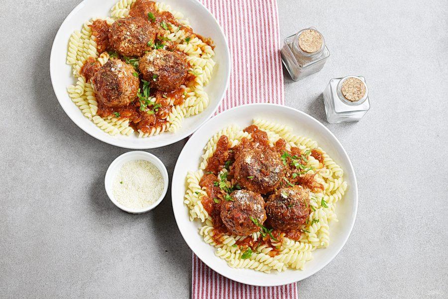 Итальянский ужин - фото шаг 9
