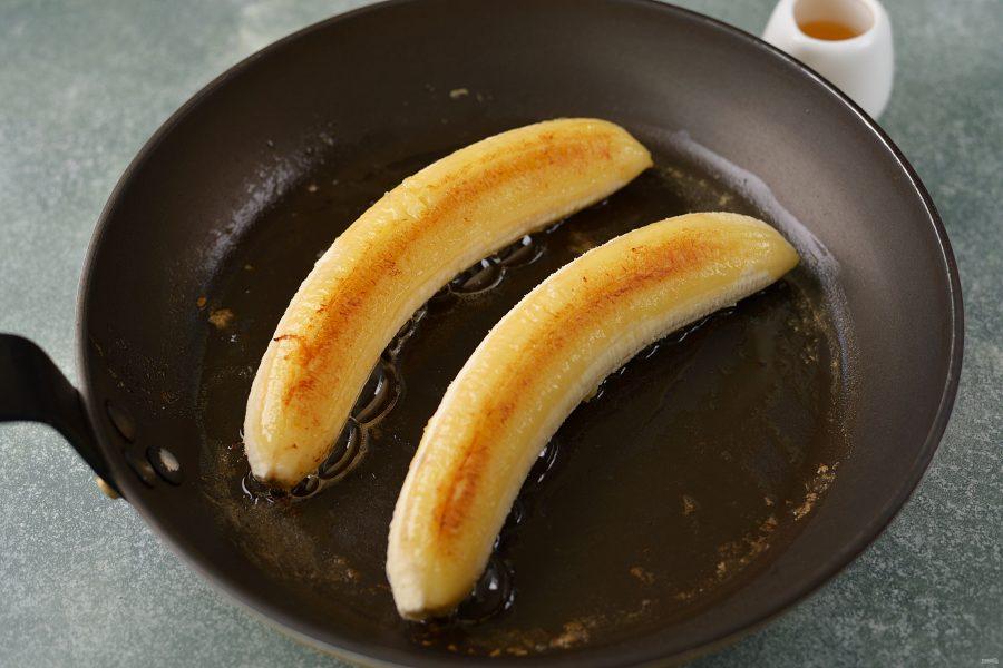 Жареные бананы в шоколаде - фото шаг 6